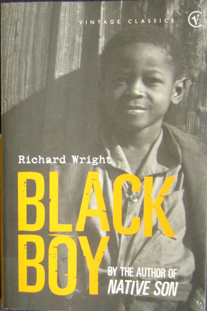 wright black boy essays