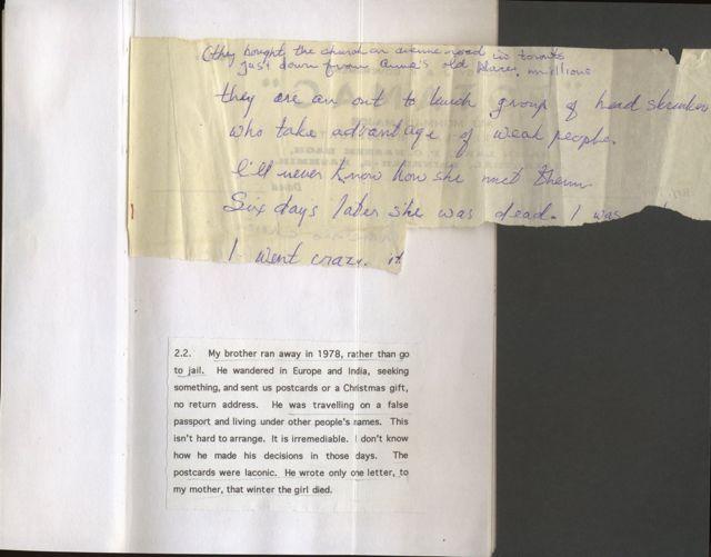 Anne Carson Poems 5