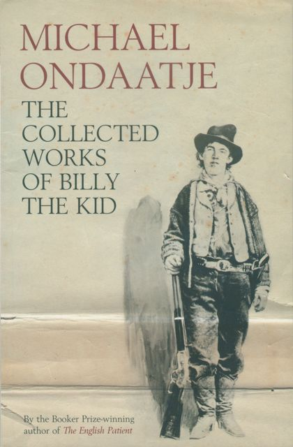 Ondaatje.Billy cover